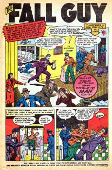Extrait de Man Comics (Marvel Comics - 1949) -7- The Killer!