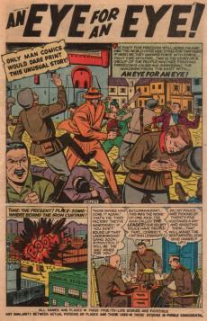 Extrait de Man Comics (Marvel Comics - 1949) -8- An Eye for an Eye!
