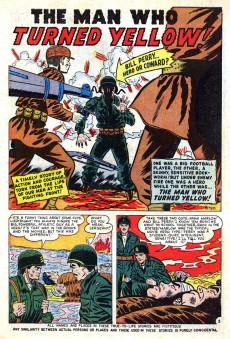 Extrait de Man Comics (Marvel Comics - 1949) -10- The Man Who Turned Yellow!