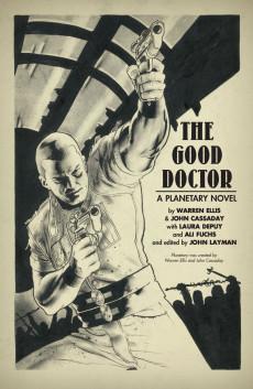 Extrait de Planetary (DC comics - 1999) -5- The Good Doctor