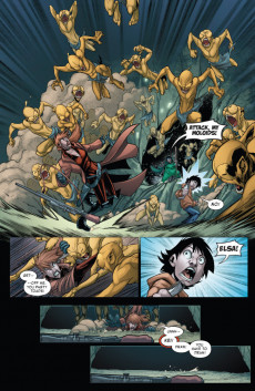 Extrait de Monsters Unleashed Vol.2 (Marvel Comics - 2017/2018) -2- Issue # 2