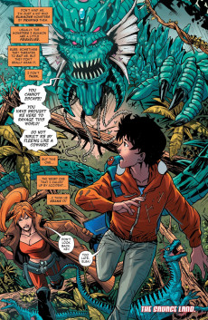 Extrait de Monsters Unleashed Vol.2 (Marvel Comics - 2017/2018) -7- Issue # 7