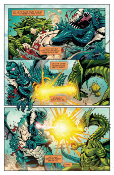 Extrait de Monsters Unleashed Vol.2 (Marvel Comics - 2017/2018) -8- Issue # 8