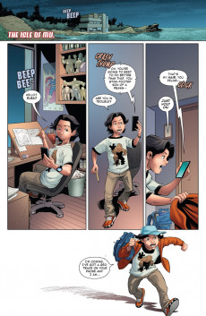 Extrait de Monsters Unleashed Vol.2 (Marvel Comics - 2017/2018) -10- Issue # 10