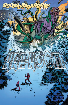 Extrait de Monsters Unleashed Vol.1 (Marvel comics - 2017) -MU- Spider-Man-Deadpoll/Monsters Unleashed
