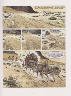 Extrait de Comanche -3e1994- Les loups du Wyoming