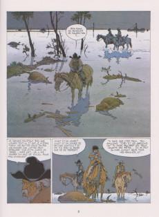 Extrait de Comanche -10b1993- Le corps d'Algernon Brown