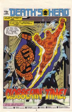 Extrait de Death's Head (Marvel UK - 1988) -1- Issue # 1