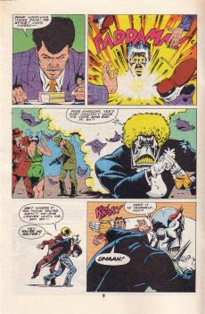 Extrait de Death's Head (Marvel UK - 1988) -4- PlagueDog!
