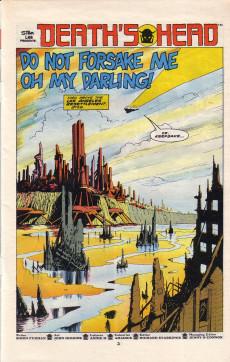 Extrait de Death's Head (Marvel UK - 1988) -5- Issue # 5