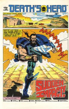 Extrait de Death's Head (Marvel UK - 1988) -6- Issue # 6