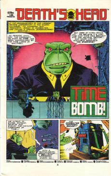 Extrait de Death's Head (Marvel UK - 1988) -8- Issue # 8