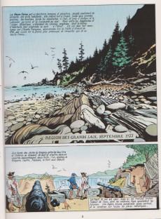 Extrait de Les pionniers du Nouveau Monde -2b1995- Le grand dérangement