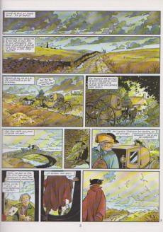 Extrait de Les pionniers du Nouveau Monde -5a1990- Du sang dans la boue