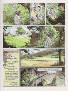 Extrait de Les pionniers du Nouveau Monde -6a1991- La mort du loup