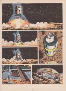 Extrait de Michel Vaillant -24b1975'- Cauchemar