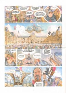 Extrait de Le château des étoiles -16- Notre-Dame de Mars, suivi de Les Chimères de Vénus 4/5