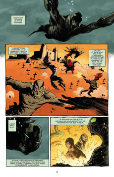 Extrait de Abe Sapien -7- Le Brasier secret
