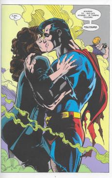Extrait de Superman - 80 ans -3- 1992 : La mort de Superman