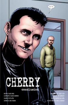 Extrait de The boys (2006) -6- Cherry, Conclusion