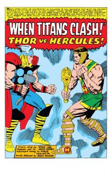 Extrait de Marvel Tales Featuring (Marvel Comics - 2019) - Thor #1