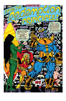Extrait de Marvel Tales Featuring (Marvel Comics - 2019) - Thanos #1