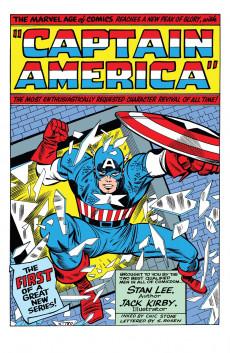Extrait de Marvel Tales Featuring (Marvel Comics - 2019) - Captain America # 1
