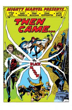 Extrait de Marvel Tales Featuring (Marvel Comics - 2019) - Black Widow # 1