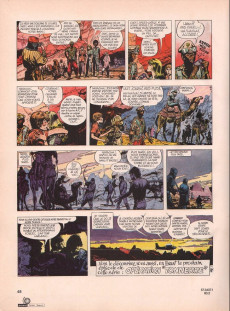 Extrait de Tanguy et Laverdure -19a1983'- La mystérieuse escadre Delta