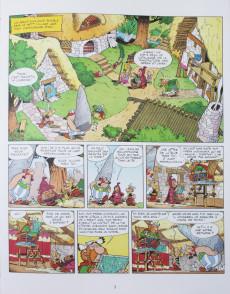 Extrait de Astérix (Hachette collections - La collection officielle) -9- Astérix et les normands