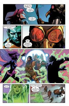 Extrait de X-Men Vol.5 (Marvel comics - 2019) -3- Hordeculture