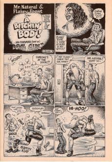 Extrait de Hup (1987) -4- Numéro 4