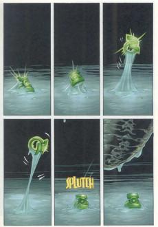 Extrait de Green Lantern versus Aliens -4- Issue #4