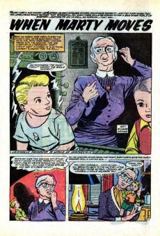 Extrait de Weird Wonder Tales (Marvel Comics - 1973) -7- The Apes That Walked Like Men!