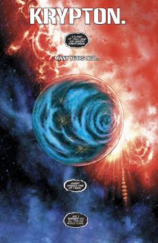 Extrait de Man of Steel (The) (DC Comics - 2018) -1- Man Of Steel, Part 1