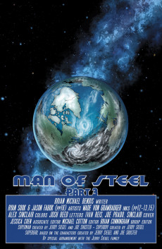 Extrait de Man of Steel (The) (DC Comics - 2018) -3- Man Of Steel, Part 3