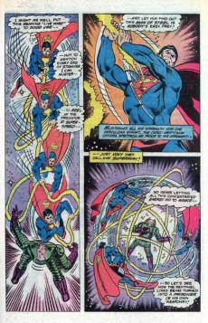 Extrait de Superman (1939) -AN12- Annual 1986