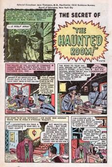 Extrait de Marvel Tales Vol.1 (Marvel Comics - 1949) -93- The Ghoul Strikes