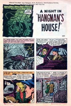 Extrait de Marvel Tales Vol.1 (Marvel Comics - 1949) -94- The Haunted Love!