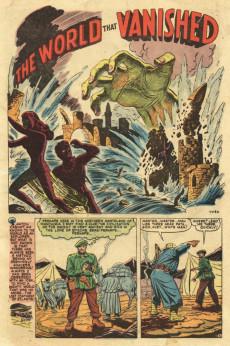 Extrait de Marvel Tales Vol.1 (Marvel Comics - 1949) -97- The Wooden Horror!
