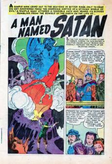 Extrait de Marvel Tales Vol.1 (Marvel Comics - 1949) -98- The Curse of the Black Cat!