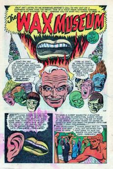 Extrait de Marvel Tales Vol.1 (Marvel Comics - 1949) -99- The Secret of the Wax Museum!
