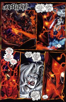 Extrait de Lady Death : the Rapture (1999) -3- Fire in the Sky
