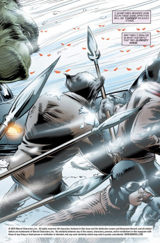 Extrait de Universe X Special (Marvel comics - 2000) -1- Beasts
