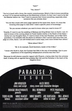 Extrait de Paradise X (Marvel comics - 2002) -3- Issue 3