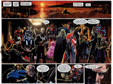 Extrait de Paradise X (Marvel comics - 2002) -SP- Xen