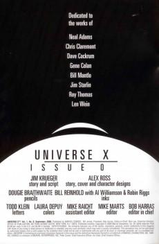 Extrait de Universe X (Marvel Comics - 2000) -0- Issue 0