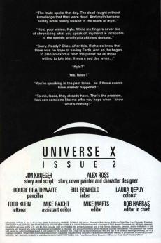 Extrait de Universe X (Marvel Comics - 2000) -2- Issue 2