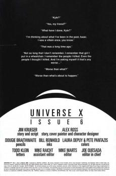 Extrait de Universe X (Marvel Comics - 2000) -6- Issue 6