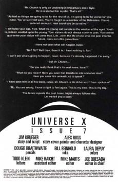 Extrait de Universe X (Marvel Comics - 2000) -7- Issue 7